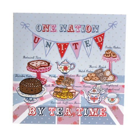 One nation united by teatime