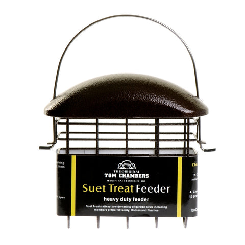Suet Treat Copper Feeder – Heavy-Duty Feeder