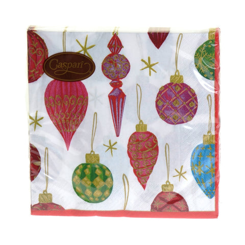 Vintage ornaments napkins