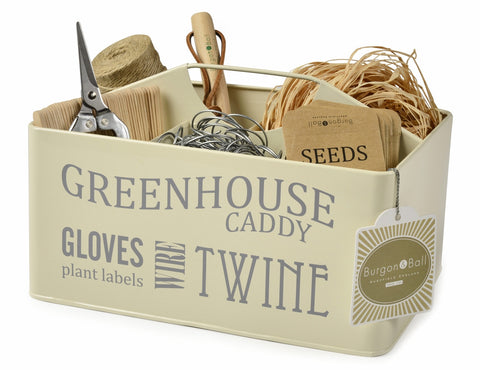 Greenhouse caddy