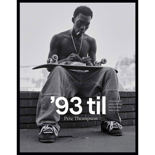 93til - Pete Thompson's Book