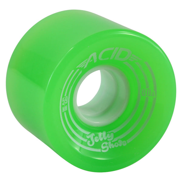 59mm 80a Acid Wheels Cruiser Jelly Shots