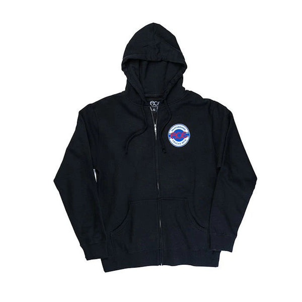 ACE Hoody Seal Zip - Black