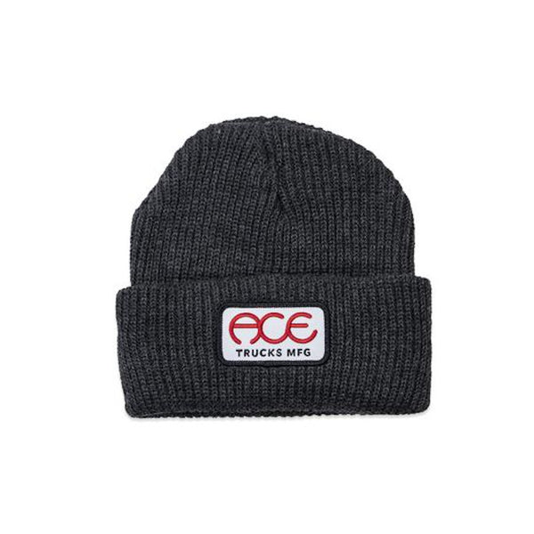 Ace Beanie Rings - Charcoal Grey