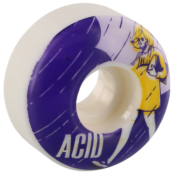54mm 99a Acid Wheels Salt Side Cuts