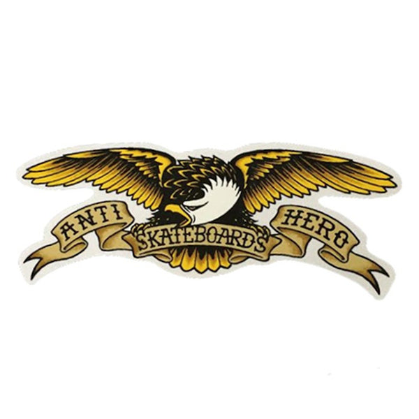 Anti-Hero Sticker Eagle - X-Large