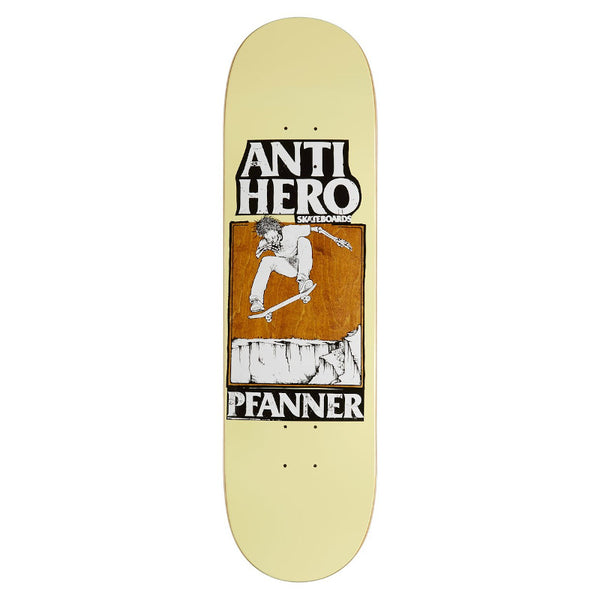 Anti-Hero Deck Chris Pfanner x Lance 8.5