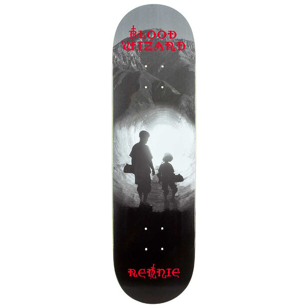 Blood Wizard Deck Tristan Rennie Mt. Baldy Family Time 8.5
