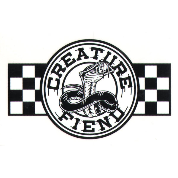 Creature Sticker Strike Fast - Medium