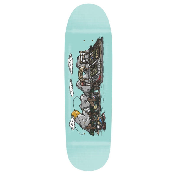 Cuts And Bows Deck Haslam Gone Fish 8.5