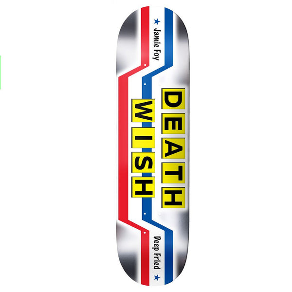 Deathwish Deck Foy Good Food Fast 8.5