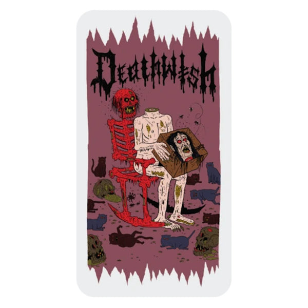 Deathwish Sticker Rocking Chair - Large