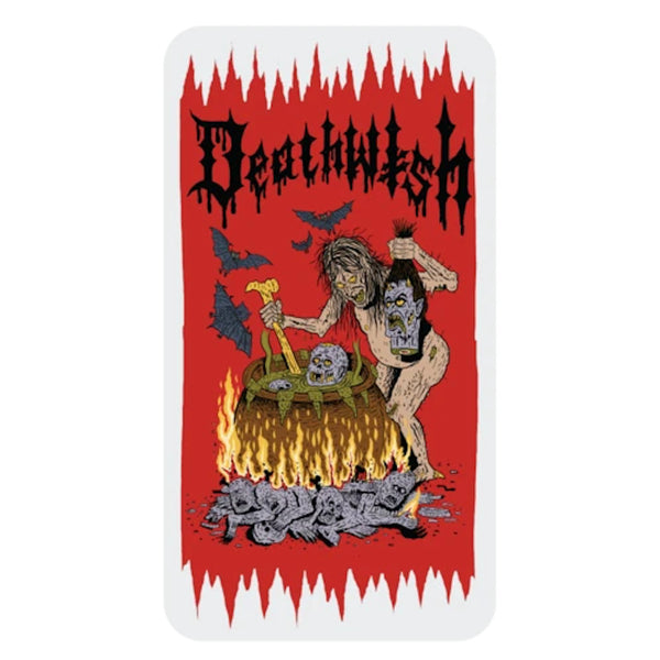 Deathwish Sticker Head Soup - Large