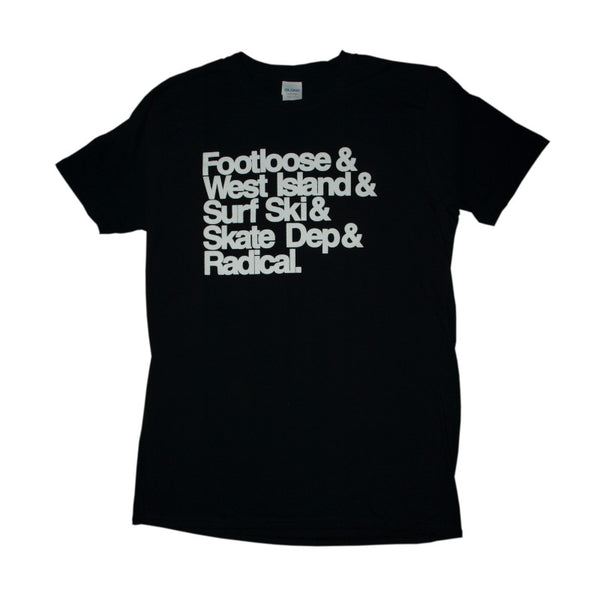 Revolution514 T-Shirts Footloose