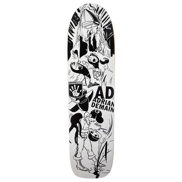Green Issue Deck Adrian Demain Guest Pro Model Limitée