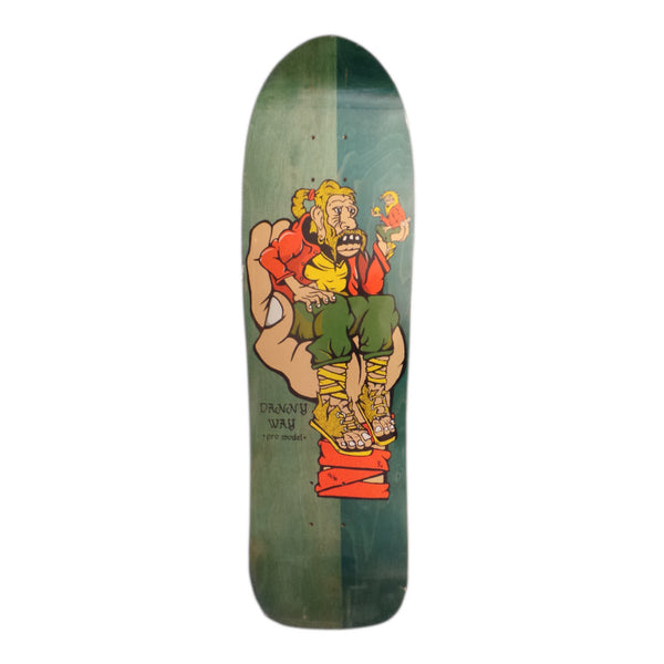 H-Street Deck Danny Way Giant 9 (Re-issue)