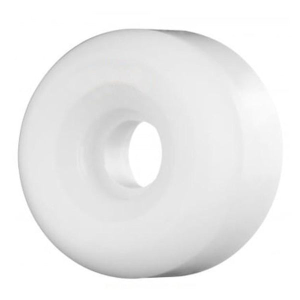 54mm 101a Industrial Wheels - White