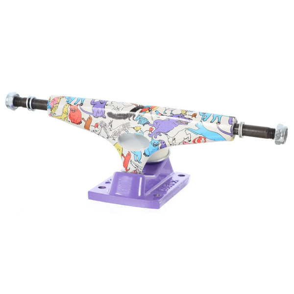 Krux Trucks Nora Vasconcellos 8.00 - Animal Kingdom