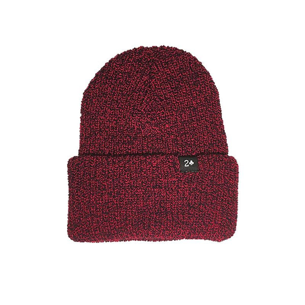 Lowcard Tuques Club Longshoreman - Marled Red