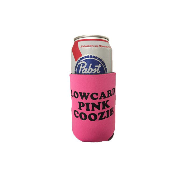 Lowcard Coozie - Pink