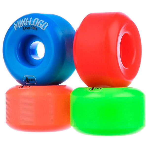 54mm 101a Mini Logo Wheels Price Point A-Cut