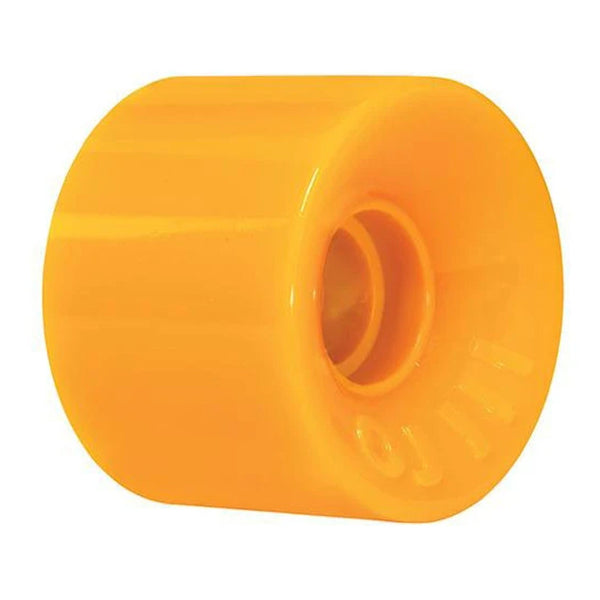 75mm 78a OJ III Wheels Willis Kimbel Thunder Juice Yellow