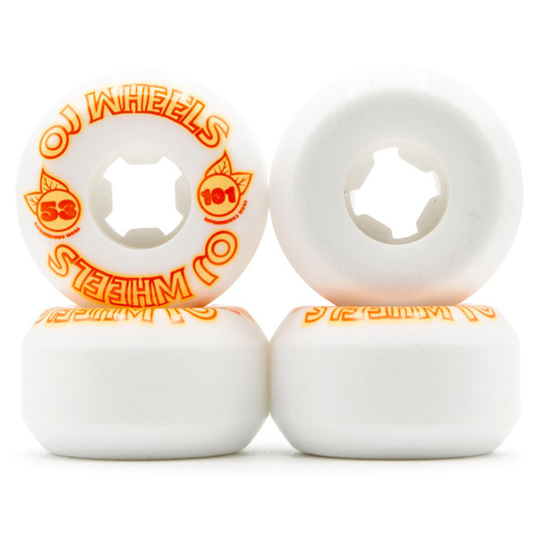53mm 101a OJ Wheels From Concentrate Hardline