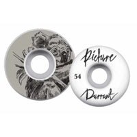 54mm 99a Picture Wheels Dennis Durrant