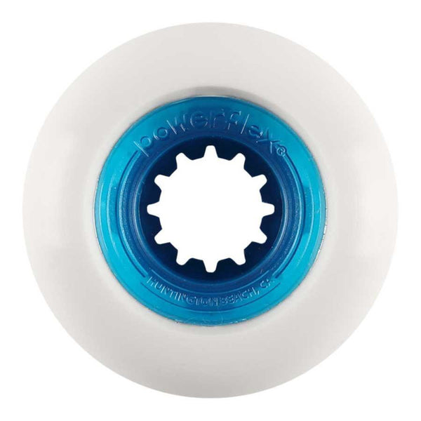 56mm 104a Powerflex Wheels Rock Candy - Bleue