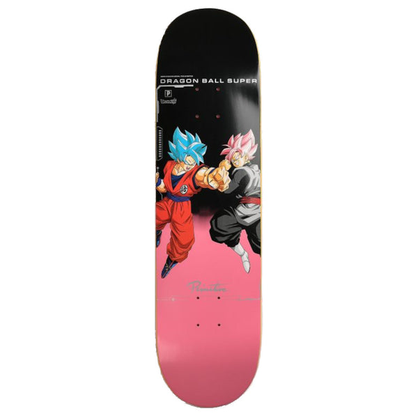 Primitive Skateboards Deck Dragon Ball Z Team Goku Versus 8.25