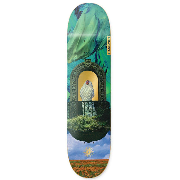 Primitive Skateboards Deck Spencer Hamilton Dream 8.62