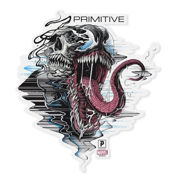 Primitive Die-cut Sticker Marvel Venom - Medium