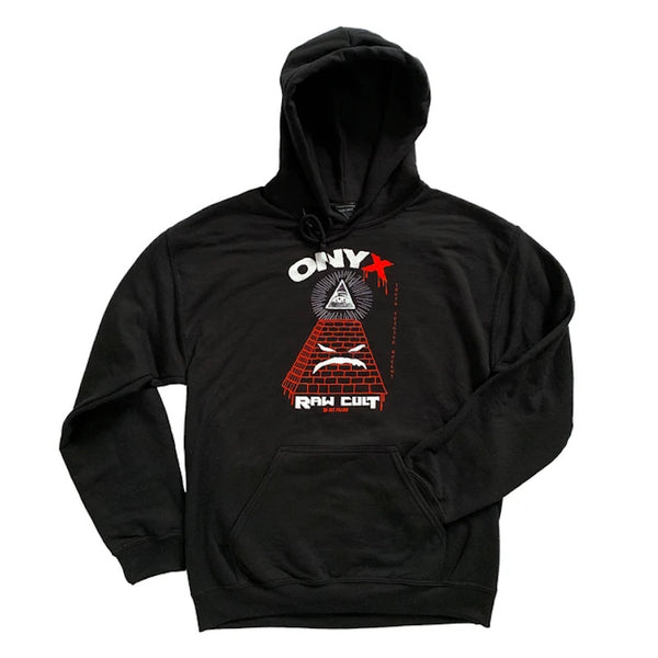 RAW CULT Hoodies RAW CULT x ONYX - South Suicide Queens - Noir