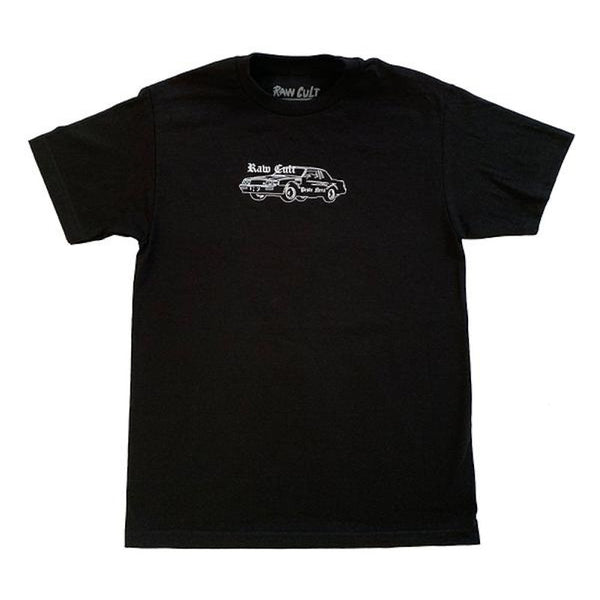 RAW CULT T-Shirt RAW CULT x PESTE NERA Regal