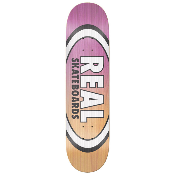 Real Deck Team Shine On Oval EMB 8.38