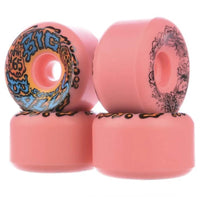 65mm 92a Santa Cruz Wheels Slime Balls Big Balls - Rose