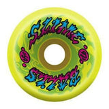 65mm 97a Santa Cruz Wheels Slime Balls Goooberz Big Balls - Jaune