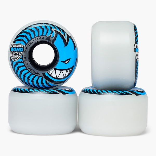 54mm 80HD Spitfire Wheels Chargers Conical