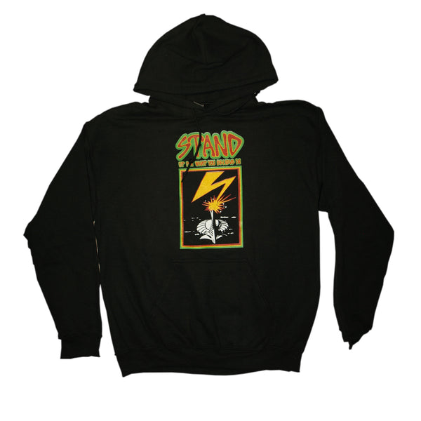 Stand Hoodies Tricolour