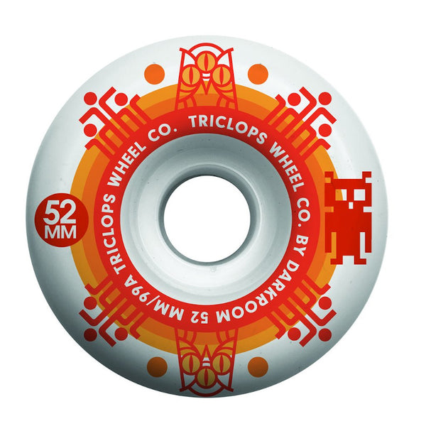 52mm 99a Triclops Wheels Turbine
