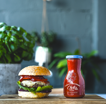 Load image into Gallery viewer, 6x 270ml Organic Tomato Chili Ketchup