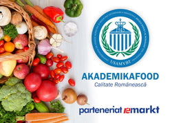 USAMVBT & REMARKT MAGAZINE partnership on the sale of vegetables and fruits under the AKADEMIKAFOOD brand