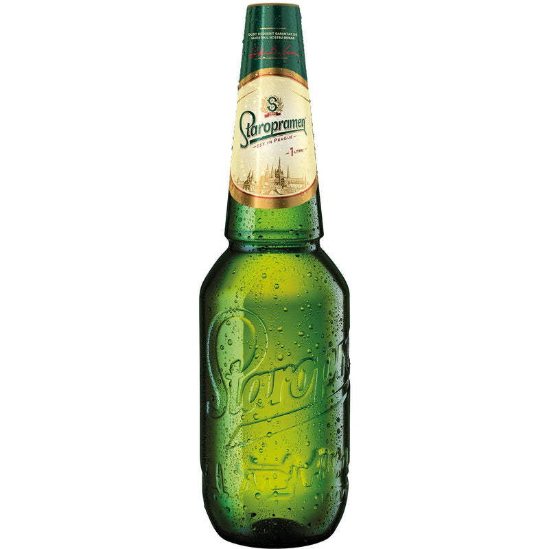 Staropramen bere blonda pet 1l