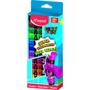 Tempera 12 culori Maped 12 ml cutie carton