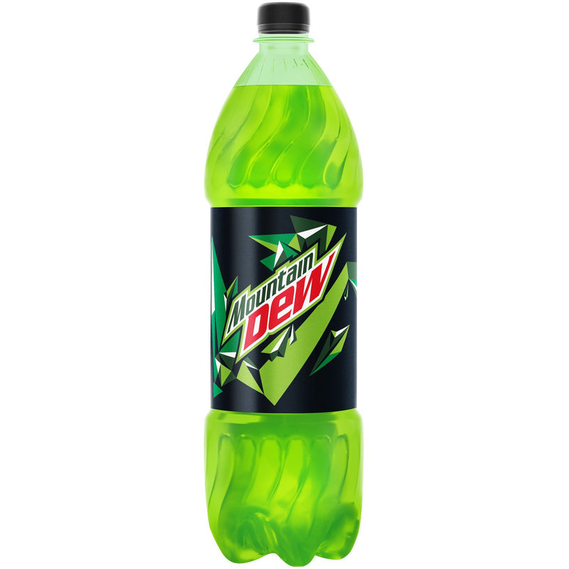 Mountain Dew bautura racoritoare carbogazoasa 1.25l
