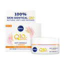 Crema de zi anti-rid Nivea Q10 Energy SPF15, 50ml