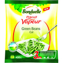 Bonduelle Steamed green bean pods cut 400g