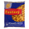 Fantasy frozen straw potatoes 1kg