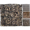 Perna decorativa animal print, 45 x 45cm