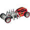 Masinuta Hot Wheels Monster Action - Street Creeper, cu lumini si sunete